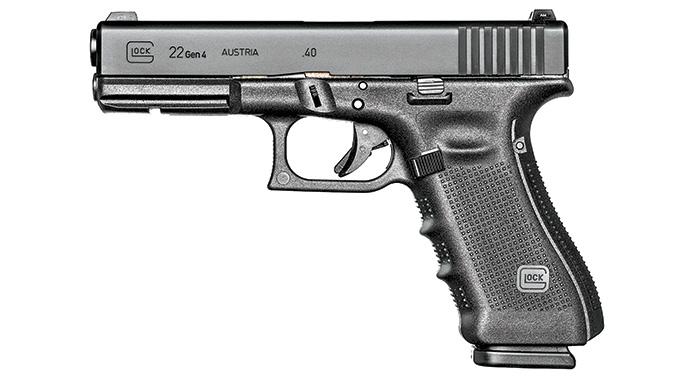 Cramerton Police Department Glock 22