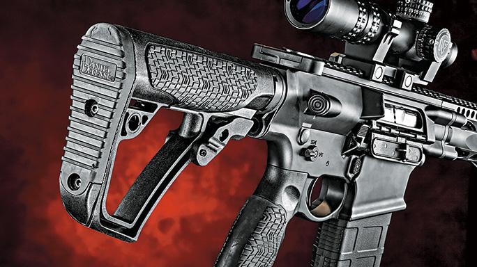 Daniel Defense DD5V1 7.62mm stock