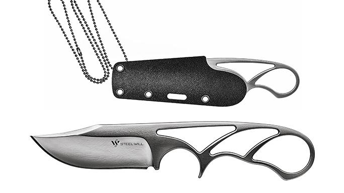 Steel Will Druid Neck Knives 2016
