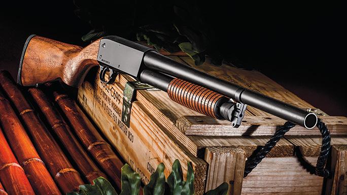 Ithaca Model 37 Shotgun lead