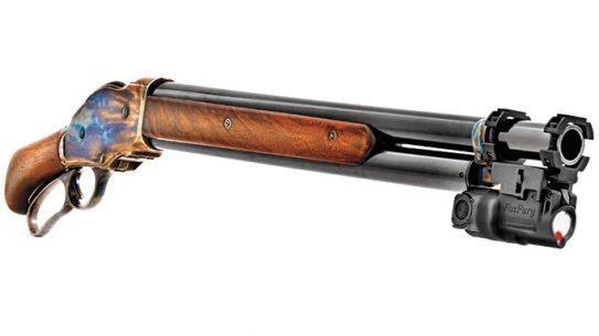 Chiappa Bootleg 12-Gauge Lever-Action Shotgun
