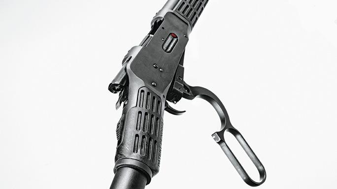 Mossberg 464 SPX lever