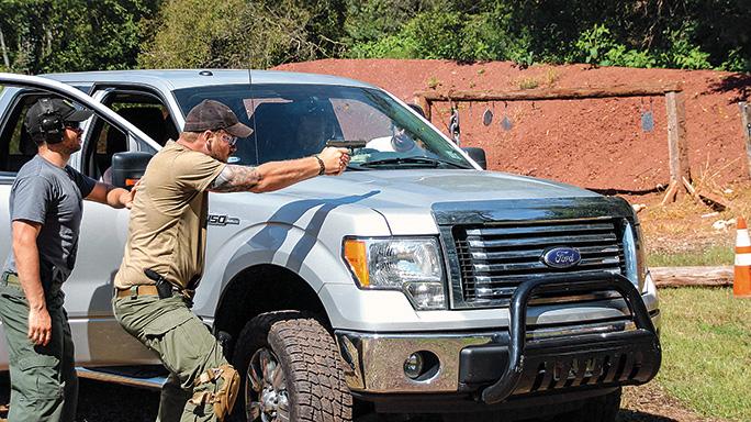 Masada Tactical Israeli IDF car