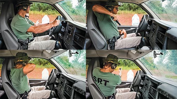 Masada Tactical Israeli IDF driver