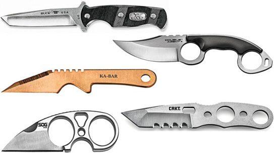 11 Neck Knives Everyday Carry