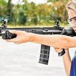 Ruger SR-556 Takedown review range