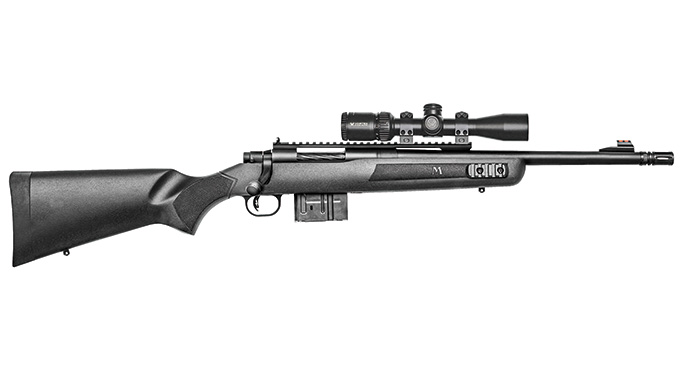 Scout Rifles Mossberg MVP Scout