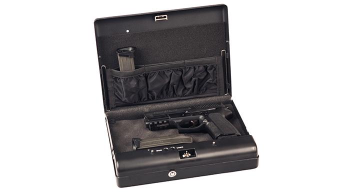 USA CCW & Firearm Training Digital Portable Firearm Vault