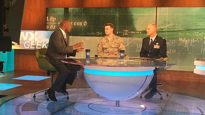 Weather Geeks U.S. Air Force