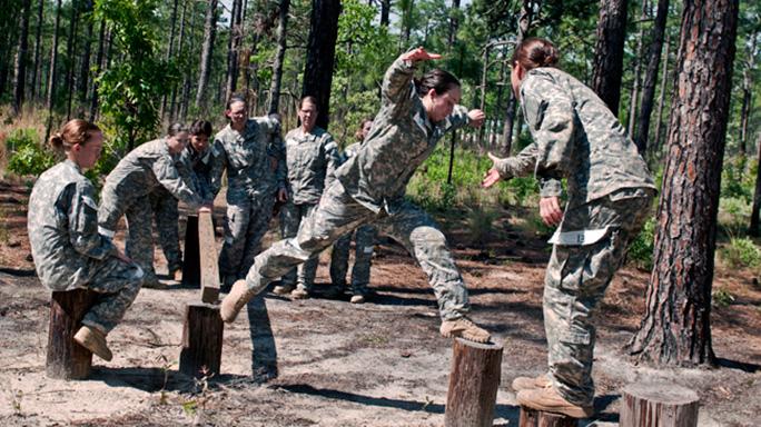 U.S. Army Infantry Armor Women