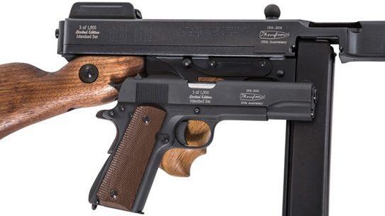 Auto Ordnance 100th Anniversary 1927A-1 Rifle, 1911A1 Pistol