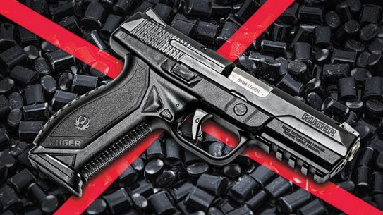 Ruger American Pistol lead double
