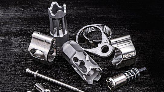 Titanium Parts AR-Platform Rifles