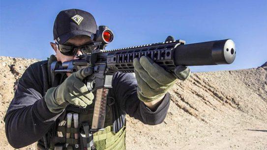 D3-9SD Carbine Desert Design & Development video