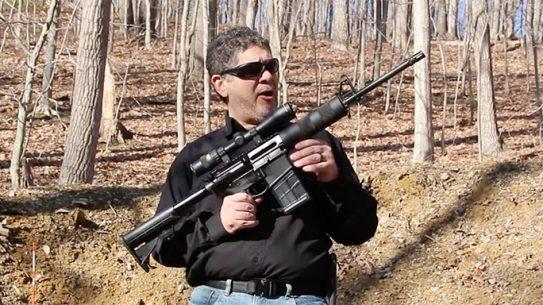 Del-Ton Echo DTI .308 rifle video