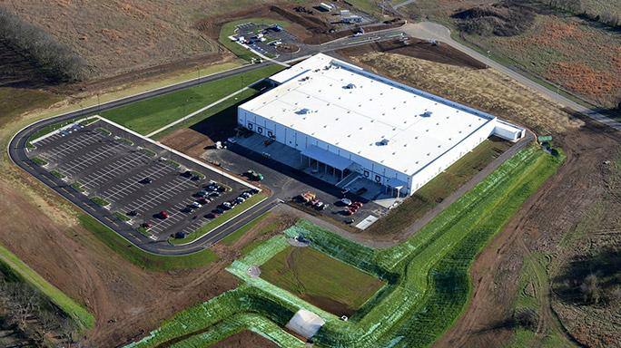 Beretta Gallatin Tennessee facility