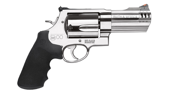 Magnum Pistols Revolvers Smith & Wesson Model S&W500
