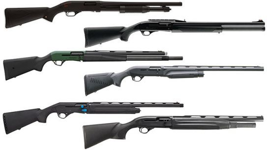Shotguns 3-Gun Competitions 2016