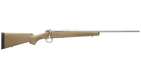 Kimber 84M Hunter Rifle lead