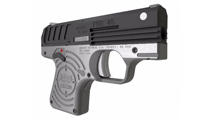 Heizer Defense PKO-45 Pocket Pistol