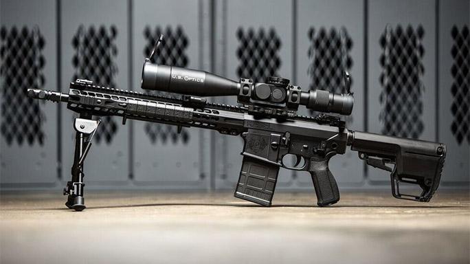 Rebel Arms Rebel RBR 30 308 Rifle lead