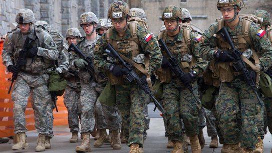 Sandhurst Competition 2016 West Point
