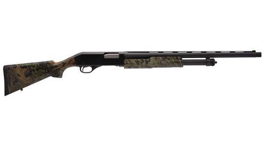 Stevens 320 12-Gauge Turkey Pump Shotgun
