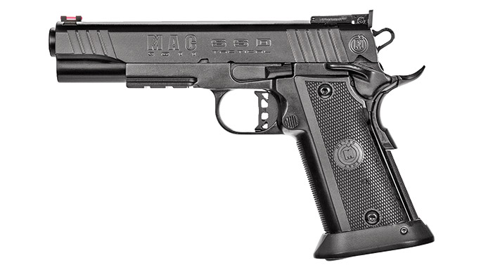 Competition 1911 Pistols MAC 3011 SSD Tactical