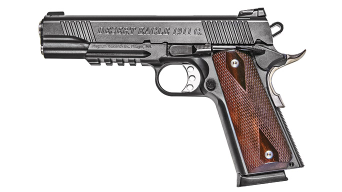 Competition 1911 Pistols Magnum Research Desert Eagle 1911 GR