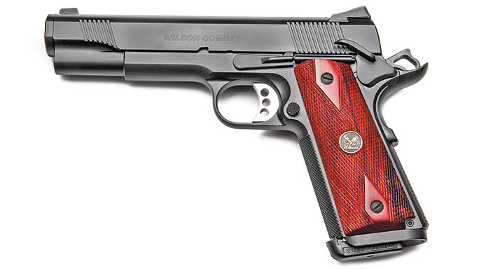 Competition 1911 Pistols Wilson Combat Tactical Elite