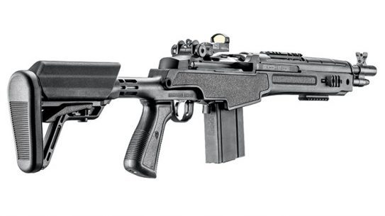 Springfield Armory M1A SOCOM 16 CQB Special Weapons lead