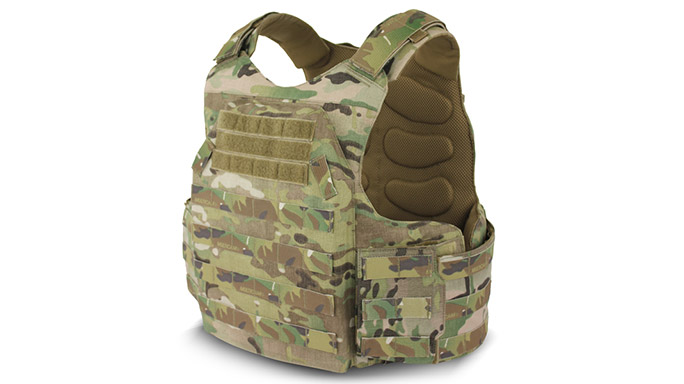 TYR Tactical Enhanced PICO Integrated Carrier camo front
