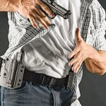 High Threat Concealment draw lead