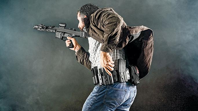 High Threat Concealment magazine