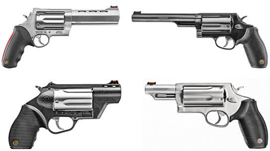 12 Taurus Judge Revolvers That Fit Every Need