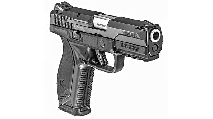 Popular Pistols 2016 Ruger American Pistol