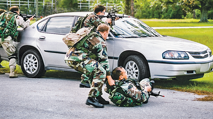 CRI Counter Terror Training lead