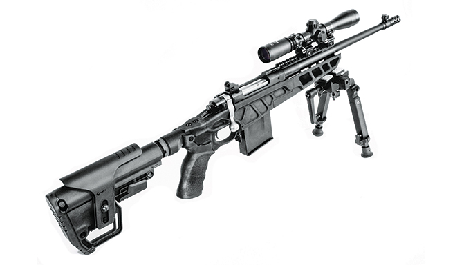 Ruger Gunsite Scout Rifle solo