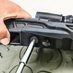 Ruger Gunsite Scout Rifle Accurate-Mag Chassis Step 4