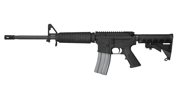 Colt CE2000 Expanse M4 Carbine Rifle left