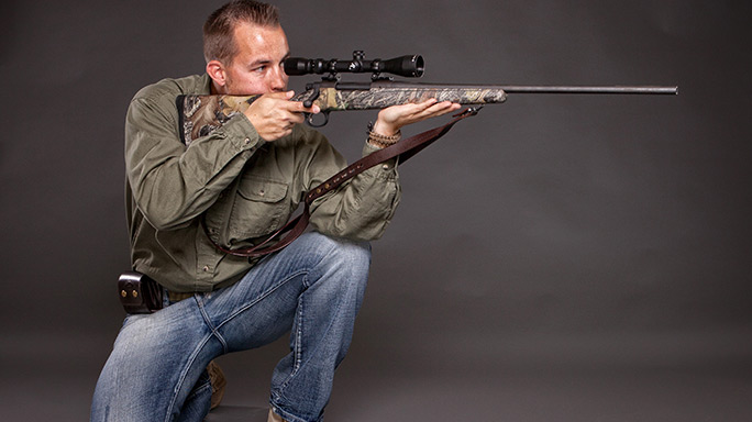 Shadowland Rifleman Test kneeling