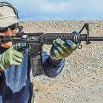 Del-Ton Echo 316M Rifle test field