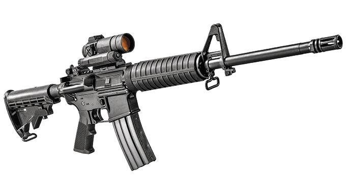 Del-Ton Echo 316M Rifle test solo