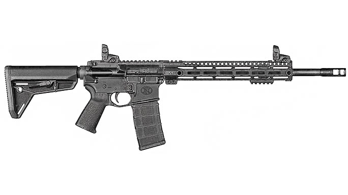 FN 15 Tactical Rifle solo