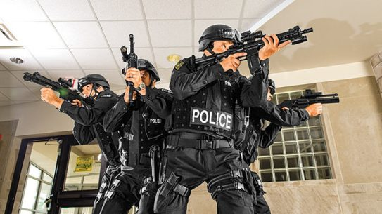 Police Training Today's Threats lead