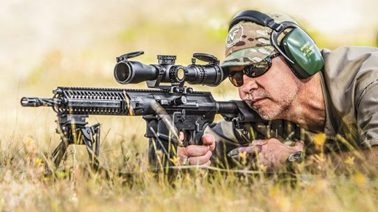 Nightforce ATACR Advanced Tactical Riflescope lead