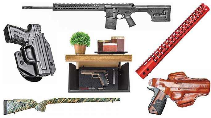 6 Tactical Products Wrap Up Summer 2016