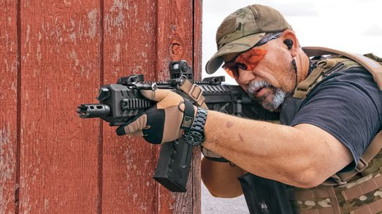 Fostech Origin-12 shotgun test lead