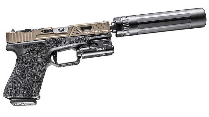 2016 Suppressors Dead Air Silencers Ghost-M