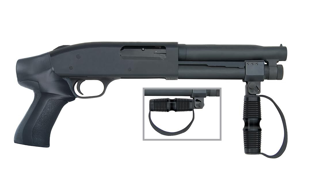 Mossberg 500 Compact Cruiser AOW
